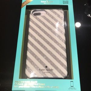 Kate Spade iPhone 7/8 plus protective case